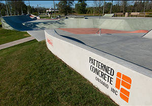 Patterned Concrete: the Value of Being Backed by a Brand