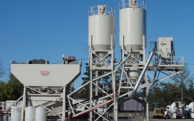 A Complete Line of Plants and Equipment for the Ready Mix Concrete Business