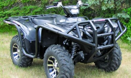 Full Surround Bumper System Protects Your ATV From Damage