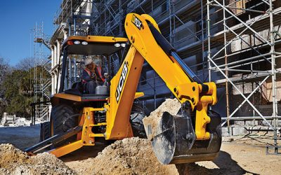 JCB North America Donates Equipment Valued At $300K To Assist With Hurricane Matthew Clean-Up