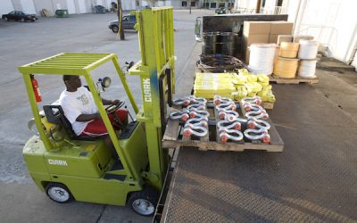 Rigging Supplies: New Model Speeds Delivery, Selection