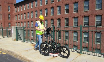 GSSI Announces New Ground Penetrating Radar System for Utility Location with Patented HyperStacking™ Technology