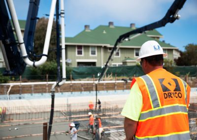 Northern California paving contractor, DRYCO, has expanded its services, adding concrete pumping to its offerings.