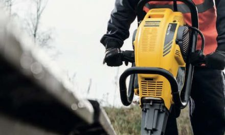 Industry's First Gas Breaker With Electronic Fuel Injection Introduced