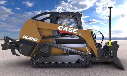Industry's First-Ever Fully Integrated Compact Dozer Loader