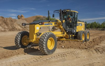 Komatsu Product Lines Win 2017 EquipmentWatch Highest Retained-Value Award