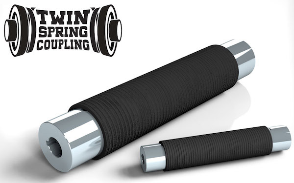Replace Universal Joints with New Coupling That Lasts Longer and Has No Moving Parts