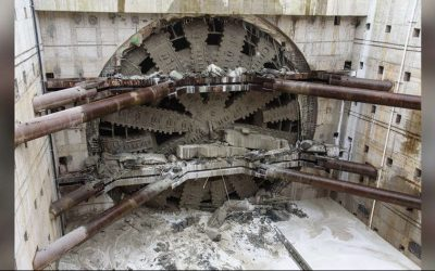 Watching Bertha Break On Through to the Other Side [VIDEO]