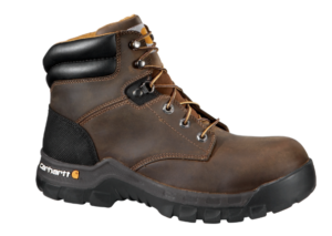 6. Carhartt Men's CMF6366 6˝ Composite Toe Work Boot
