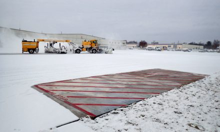 Heated Pavement Slabs Could Help Keep Airports Open, Safe and Accessible