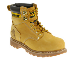 2. Caterpillar Diagnostic Steel Toe Waterproof Boot