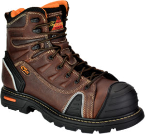 "8. Thorogood Men's 6"" Composite Toe Metal Free Work Boot"