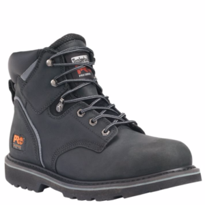 1. Timberland PRO Men's Pit Boss 6˝ Steel-Toe Work Boots