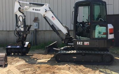 Turn Your Mini Excavator Into a Mulching Machine