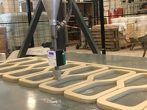 World's First 3D Printed Reinforced Concrete Bridge Shaping Up