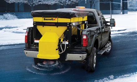 Hopper Spreaders With Enhanced Controls and Spreading Performance