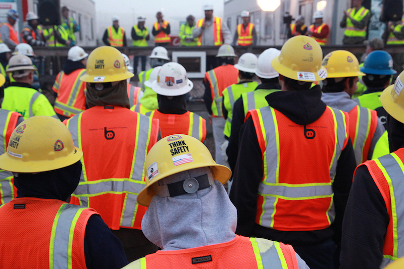 First 'Safe + Sound Week' Focuses on Raising Awareness of the Value of Workplace Safety