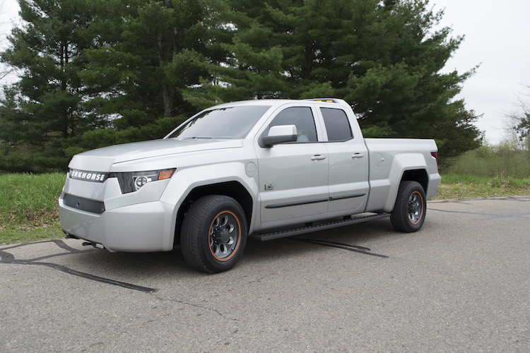 First Electric Pickup Truck for Contractors Will Be Available Next Year