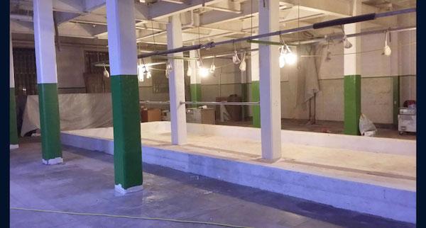 Preserving Alcatraz: Western Specialty Contractors restores concrete support beams in historic penitentiary