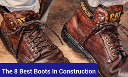 The 8 Best Boots in Construction