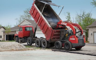 Celebrating 175th Year Anniversary, Case Releases Limited Edition Skid Steer and Compact Track Loader