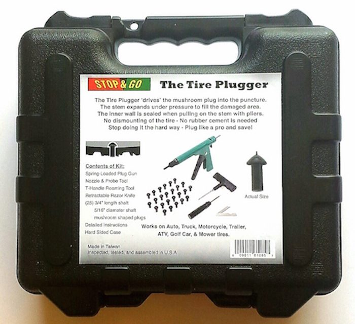 Repair Flat Tires on the Spot: Tire Plugger Can Get You Moving Again