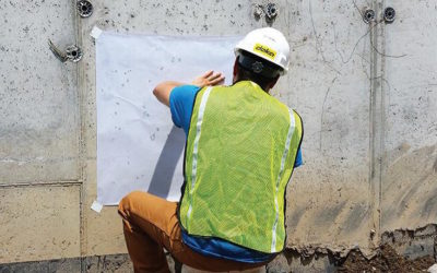 Researchers Evaluate ACI System for Categorizing Formed Concrete Surfaces