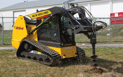 New Holland Adds C234 to Compact Track Loader Line-up