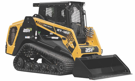 Compact Track Loader for the Toughest Jobs
