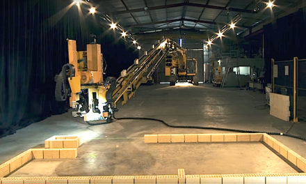 A Bricklaying Robot? Caterpillar's Newest Venture [VIDEO]